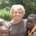 Nancy Writebol, SIM missionary to Liberia and fellow Ebola survivor